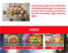 #99 for Need Pizza COmpany Website. af luphy