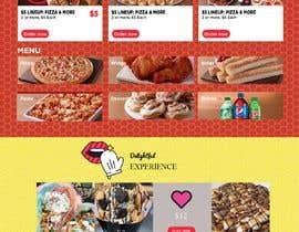 #68 for Need Pizza COmpany Website. af lida66