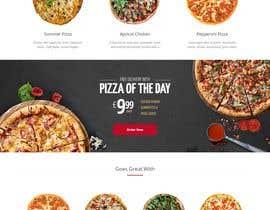 #69 for Need Pizza COmpany Website. af zahiduzzamanpran