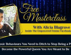 #155 untuk Facebook Cover Photo for a Masterclass oleh shandhyanath626