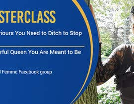 #164 untuk Facebook Cover Photo for a Masterclass oleh RomanaMou