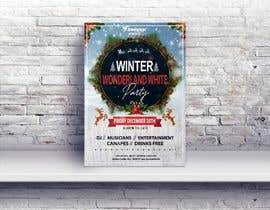 #220 untuk Create a flyer / invitation for our company Christmas Party - Contest oleh MdFaisalS