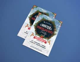 #221 cho Create a flyer / invitation for our company Christmas Party - Contest bởi MdFaisalS