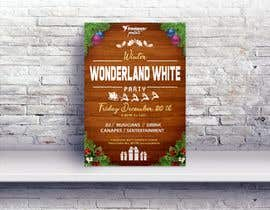 #224 cho Create a flyer / invitation for our company Christmas Party - Contest bởi MdFaisalS