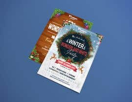 #225 for Create a flyer / invitation for our company Christmas Party - Contest af MdFaisalS