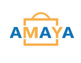 #19 untuk Revise logo of Amaya (attached) to make it symmetrical. If you can provide a better version please do so as well. oleh jomainenicolee