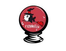 #56 untuk Fishwitch Logo/Illustration oleh RavenWings