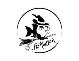 #73 untuk Fishwitch Logo/Illustration oleh garik09kots