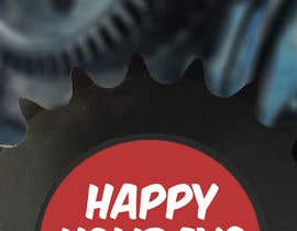 "#42 для ""Happy Holidays 2020""- graphic with machines от umardesigner50"
