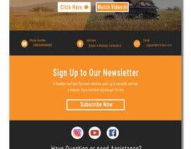 Nro 1 kilpailuun Eye Catching good converting professional email advertisement design. käyttäjältä Monjilalamia