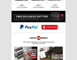 Nro 4 kilpailuun Eye Catching good converting professional email advertisement design. käyttäjältä SunlightGraphic