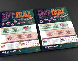 "#34 for Enhance our flyer (for our ""Bible Quiz AR Program"") by Richarddophu"