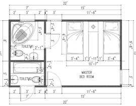 #17 for Design a Home layout by studiogambartac