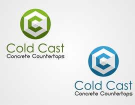 mille84 tarafından Design a Logo for Cold Cast Countertops için no 23