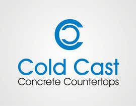suparman1 tarafından Design a Logo for Cold Cast Countertops için no 35