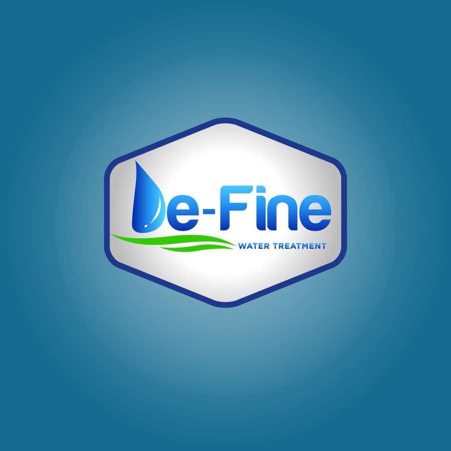 Penyertaan Peraduan #110 untuk Design a logo for Water Purifier Company
