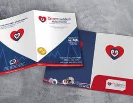 #35 untuk Create a business folder design oleh tonmoykhanfree