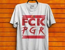 #124 untuk Design a T-Shirt with a cool graffiti style for 2 three letter words. oleh fysal22282