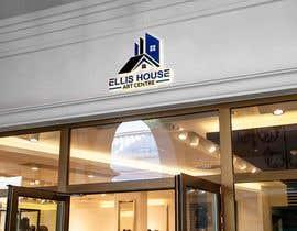 #323 pentru Logo Design - Ellis House Art Centre de către tousikhasan