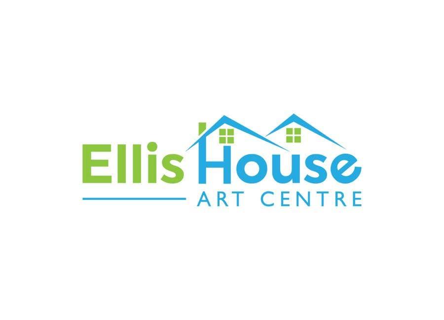 """Intrarea #                                        65                                      pentru concursul """"                                        Logo Design - Ellis House Art Centre                                     """""""