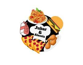 #40 for Make me a logo for a foodie youtube channel af uroosamhanif