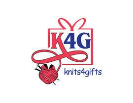 #59 for Knits4Gifts Logo 2019 -2020 (Re-Design using actual) by Gauranag86