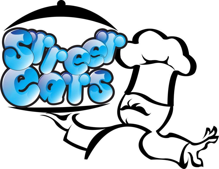 Penyertaan Peraduan #                                        42                                      untuk                                         Logo Design for Street Eats