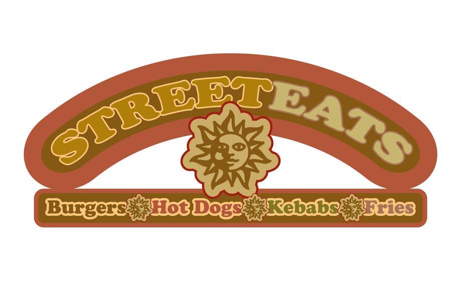 Penyertaan Peraduan #                                        26                                      untuk                                         Logo Design for Street Eats