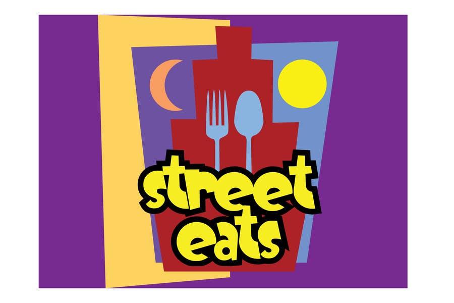 Penyertaan Peraduan #                                        32                                      untuk                                         Logo Design for Street Eats
