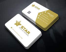 #133 for I need business cards designed. You can find all the details about the company on www.star-au.com af foyzurit