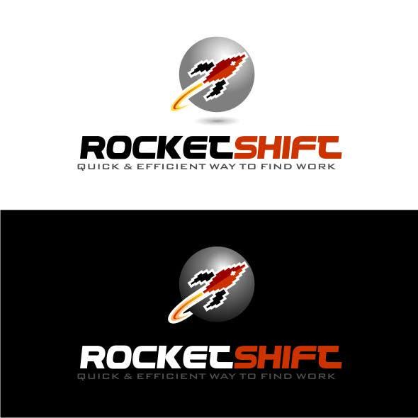 Inscrição nº 104 do Concurso para Logo Design for Rocketshift