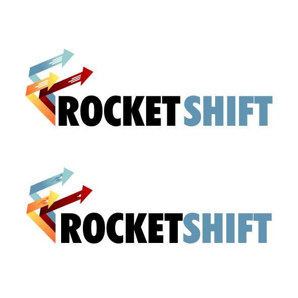 Inscrição nº 225 do Concurso para Logo Design for Rocketshift