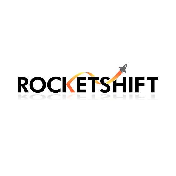 Inscrição nº 227 do Concurso para Logo Design for Rocketshift