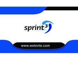 nº 34 pour Design some Business Cards for Sprint Software par ayishascorpio