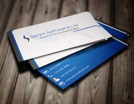 nº 27 pour Design some Business Cards for Sprint Software par tofail0ratan
