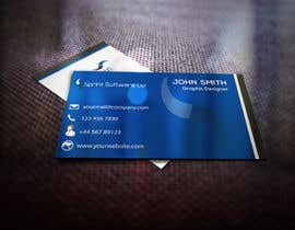 nº 28 pour Design some Business Cards for Sprint Software par tofail0ratan