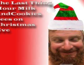 #4 cho I'd like a Santa hat photo shopped on both pictures of the guy and then combined together with the text shown on the first picture. This will be a Christmas card so feel free to add other Christmas-like images like lights around the photo...etc. bởi shamim1999bgpi