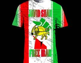 #30 untuk Traditional Iranian Images on Sublimated Tee oleh rsbd14