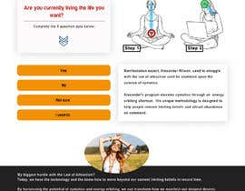 #18 for Design a landing page based on example by ranashohel085