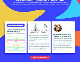 #8 untuk Design a landing page based on example oleh TheSRM