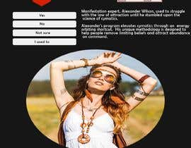 #3 for Design a landing page based on example by susarmin45