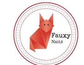 Nro 31 kilpailuun Create a Logo for my Nail Business käyttäjältä Whitedogdesigns