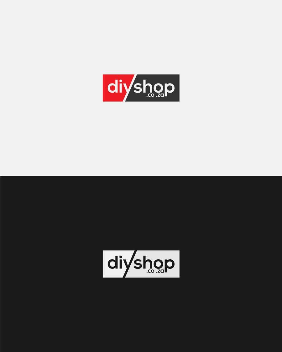 Bài tham dự cuộc thi #376 cho Logo Design diyshop.co.za