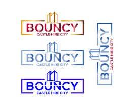 #49 untuk Bouncy Castle Hire Logo oleh mdmoniruzzamanm2
