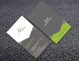 #587 for Business Card by Khasru7