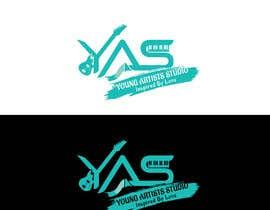 #34 pentru Logo design for Young Artists Studio de către Spegati