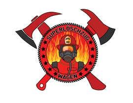 #48 for Firefighter Brigade Logo af akmalhossen