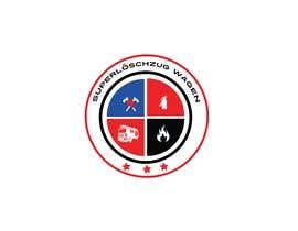 #40 for Firefighter Brigade Logo af eslamboully