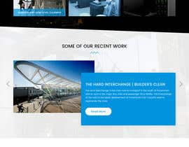 #31 for Website Design & Build - Commercial Cleaning by writi09