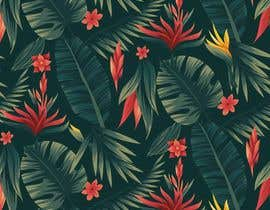 #22 для Graphic design for floral print to be used on fabric от darshna19